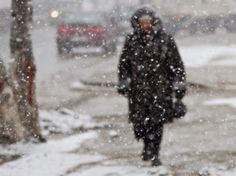 Снег и сильный ветер ждут томичей в выходные - «Живое ТВ»
