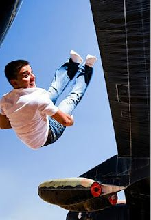 Martial Arts Tricking: Matt Emig, Danny Graham