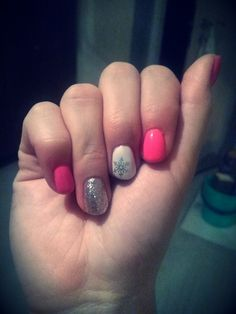 Nails in winter
