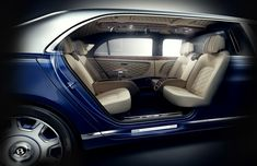 Bentley Reveals Stretched Mulsanne Grand Limousine By Mulliner