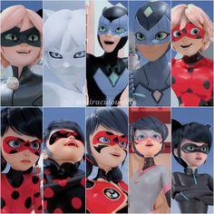 Ladybug Y Cat Noir, Meraculous Ladybug, Ladybug Comics, Miraculous Quiz, Miraculous Characters, Miraculous Ladybug Wallpaper, Miraculous Ladybug Fan Art, Ladybugs Movie, Cn Fanart