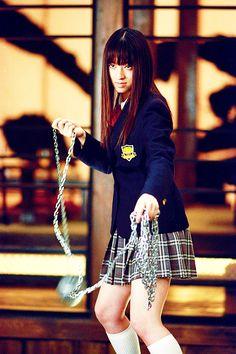 Kill Bill: Vol 1 | Chiaki Kuriyama