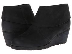 The North Face Bridgeton Wedge Bootie TNF Black/TNF Black - Zappos.com Free Shipping BOTH Ways WATERPROOF $150.