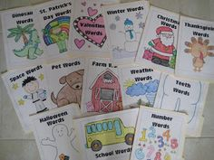 Kindergarten Smiles: Work on Writing