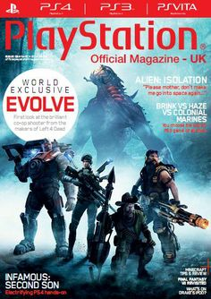 Playstation Official Magazine UK - marzo 2014