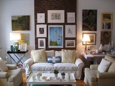 House Tour: Cate & Dave's Cozy Home