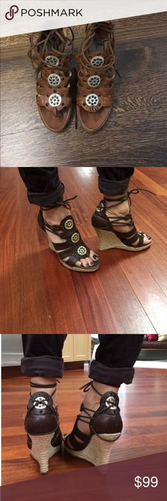 Michael Kors Gladiator Wedges Michael Kors Gladiator Wedges Michael Kors Shoes Wedges