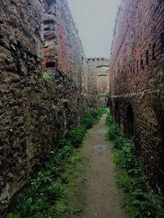 castle ruins, well worth a visit new slains castle