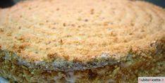 Torta Elvezia (o Helvetia) Vanilla Cake, Italian Recipes, Banana Bread, Desserts, Food, Cream, Tailgate Desserts, Deserts, Essen