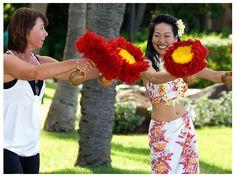 Get Hawaiian Hula Lessons!