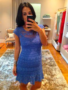 Experimenting: Giovana Dias Crochet - Silvia Braz