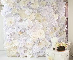 Top 10 DIY Floral Garland en Achtergrond Ideeën voor uw huis