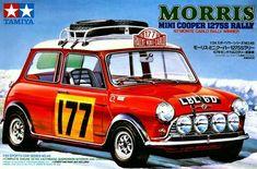 ModelCars.com: Tamiya Mini Cooper 1275S Rally Car Model Kit