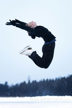 Beautiful Figure Skating Photo