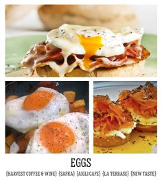 Eggs Brunch Athens