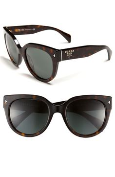 Prada 54mm Cat Eye Sunglasses available at #Nordstrom