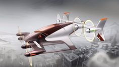 Airbus Developing Self-Driving Airborne Taxi Drone Vehicles For Testing This Year, Deployment In 2020 Airbus Group, Flying Vehicles, Concours D Elegance, Geneva Motor Show, Aircraft Design, Self Driving, Cloud Computing, New Technology, Finals
