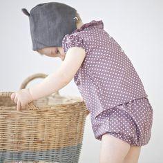 Blusita Baby Stars Figue by B&S Clothes | BelandSoph.com
