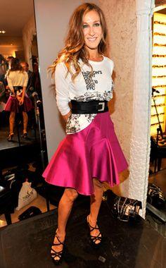 sarah jessica parker fashion pictures - Google Search