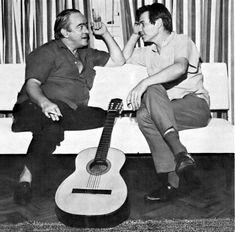 Vinicius and Tom