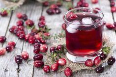 bebidas com Cranberry