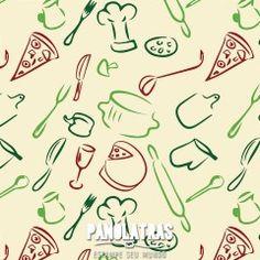 #Pizzaria #Estampa #Panólatras Compre panos com as minhas estampas no link abaixo.