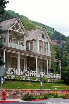 Beautiful Home in Telluride, Colorado   FamilyFreshCooking.com   © MarlaMeridith.com