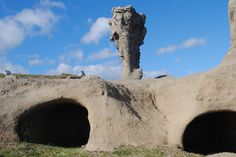 The Stone Elephant of Campana (Cosenza, Calabria, #Italy): an ancient stone with the shape of an elephant stands on a mountain close another stone with the shape of two legs (part of a broken giant men): the stones, known from ancient times, probably are THE OLDER EXAMPLE OF MEGALITHIC ART IN THE ENTIRE EUROPE #mistery #travel