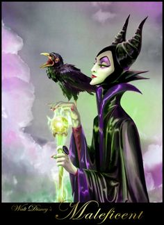 Maleficent by ~Ahyicodae #fanart http://ahyicodae.deviantart.com/gallery/#/dz9oal>>just putting this here so J-ME B can repin it.  :-)