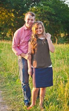 Kendra and Joe engagement photos