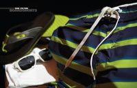 Noticias Inverno 2013 Oakley lança nova coleção - Linha lifestyle e performance começa a ser vendida em abril, a marca Oakley lança toda a coleção inspirada na natureza aquática.