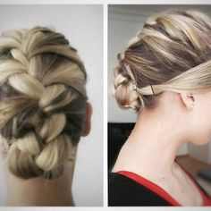 Top 100 easy braided hairstyles photos #instagramers #instagood #instaphoto #instadaily #girl #blondehair #hair #photooftheday #instadaily #ootd #frenchbraid #hairstyle #instahair #braidphotos #braids #selfie #braidedhair #french #hairpost See more http://wumann.com/top-100-easy-braided-hairstyles-photos/