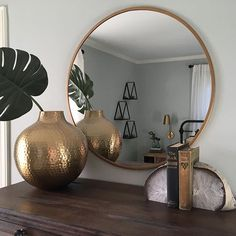 """I recently added these bookends to the guest room. 😍 When I called Brett into the room to come check them out his response - """"My grandma has those same bookends..."""" 🙄 As in, she didn't just buy them but she's had them FOR-EV-ER. What went through my head after hearing his response? """"Score! These bookends will last me for decades!"""" Gettin' my money's worth, am I right?! 👊🏼 Screenshot or 'like' this pic to shop the product details from the LIKEtoKNOW.it app, or the """"Shop Our Home!"""" link in…"""
