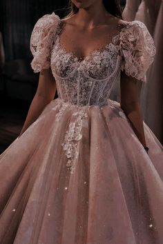 Pretty Prom Dresses, Elegant Dresses, Cute Dresses, Beautiful Dresses, Formal Dresses, Green Wedding Dresses, Prom Party Dresses, Formal Wear, Glamouröse Outfits
