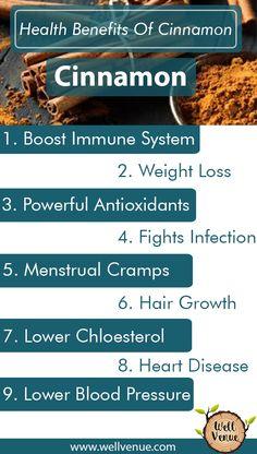 Interesting facts of Cinnamon