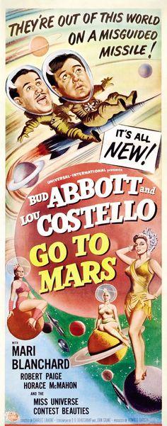 A & C Go to Mars