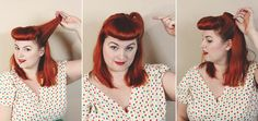 A blog about plus size vintage fashion, retro beauty and hair tutorials and sewing vintage inspired clothes