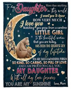 Love Mom Quotes, Niece Quotes, Daughter Poems, Mother Daughter Quotes, I Love My Daughter, Son Quotes, Mother Quotes, Love You Daughter Quotes, Daughter Sayings