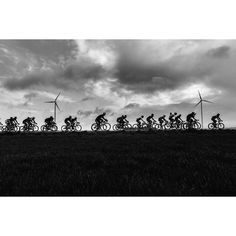 The Beauty of Cycling : Photo