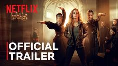 Warrior Nun | Official Trailer | Netflix - YouTube Annie Walker, Piper Perabo, Netflix Trailers, Movie Trailers, Animes Online, Trailer Oficial, O Drama, Science Fiction Series, New Warriors