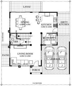 MHD 2017028 Ground Floor Plan