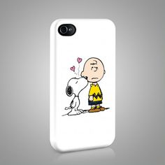 Snoopy Charlie Brown: Design 9 iPhone and Samsung Phone Case