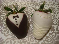soulmate strawberries :)) #food #diy