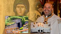 On OCN Now Radio Fr. Dimitrios Moraitis of St. Paraskevi Greek Orthodox Shrine Church in Greenlawn, NY shared his personal experience of a . Modern Day Miracles, Personal Relationship, Greek, Healing, Painting, Blind, God, Facebook, Dios