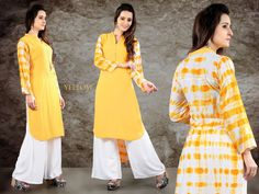 Purchase This Kurti http://gunjfashion.com/