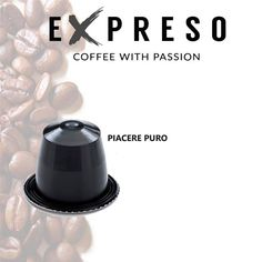 Reach the unique pleasure with Expreso Coffee capsules