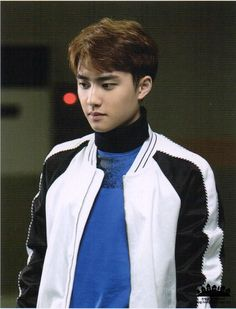 I loved his look for Call Me Baby.