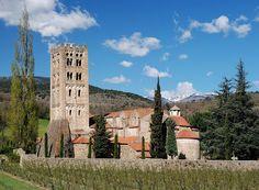 Abadia de Sant Miquel de Cuixà