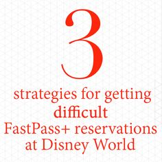 (Article last updated: May 19, 2016) Sometimes even after you've done all of the research for your Disney World trip and you feel super well prepared, you come up