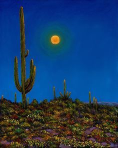 Desert landscape, Deserts and Landscape art on Pinterest